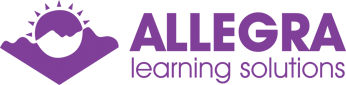 Allegra Learning Solutions Logo